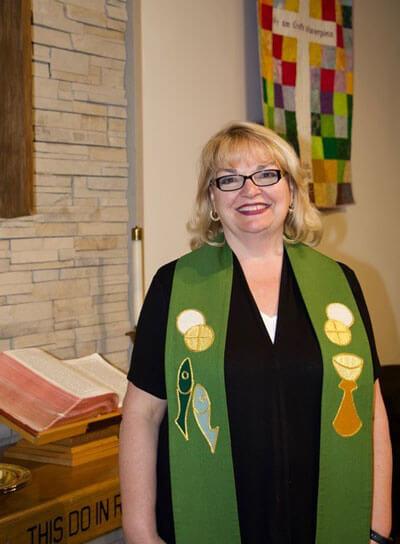Reverend Teresa Ramsey-McNeil